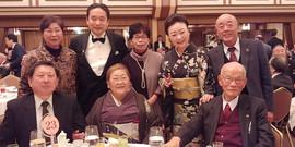 日本民謡協会新年賀詞交換会