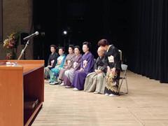 熊本県民謡民舞協会40周年記念公演