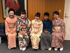 日本伝統楽器の独奏会