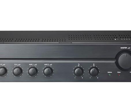 TOA A-2240D 240W MIXER AMP CLASS D W/ VOX