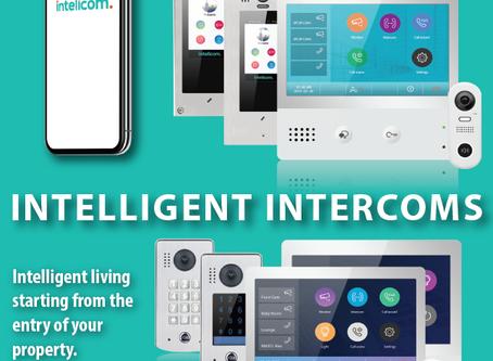 Intelicom 2 Wire Intercoms / IP Intercoms