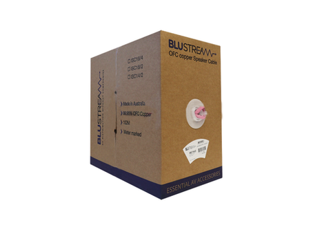 BLUSTREAM ISC16/2OFC COPPER SPEAKER CABLES