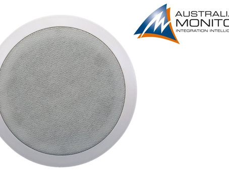 Australian Monitor QuickFit Speakers