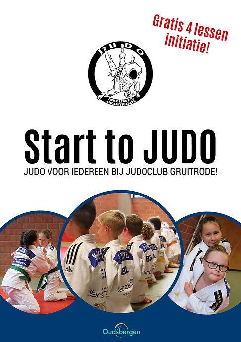 Start 2 Judo Meeuwen voorkant.jpg