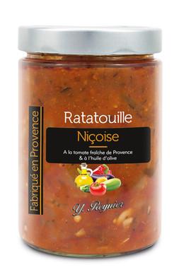 Ratatouille Niçoise - Y. Reynier