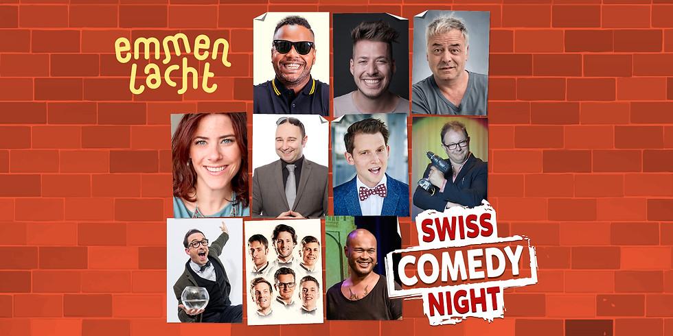 Swiss Comedy Night