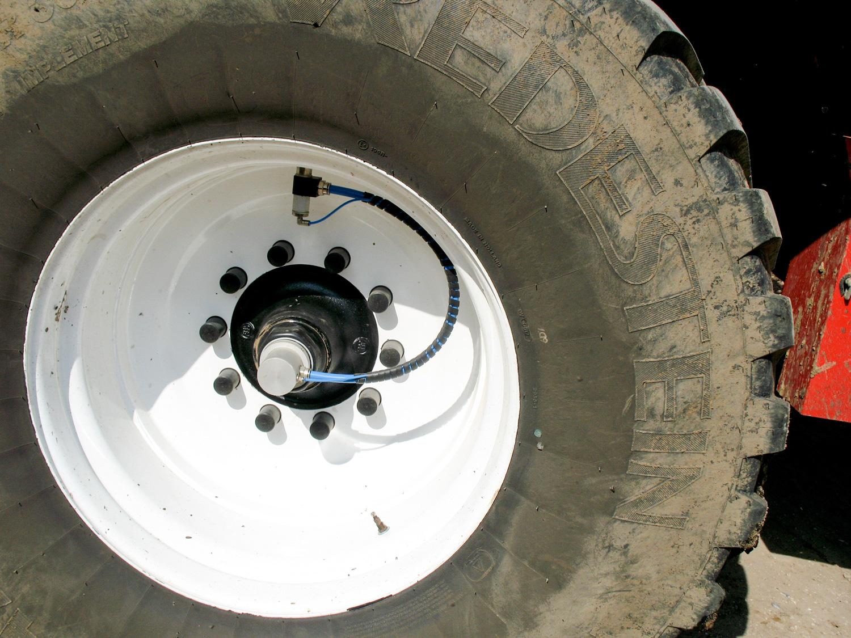RDS/radial für Anhänger