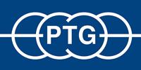 Logo PTG Reifendruckregelanlagen