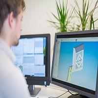 3D Konstruktion bei Atzlinger GmbH