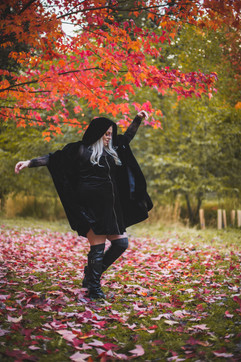 Series- Witch of the Autumn Forest