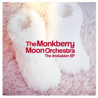 EP cd - MMO - The Invitation