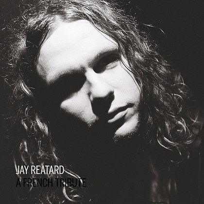 LP vinyl - Jay Reatard French Tribute