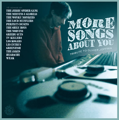 LP vinyl - More songs about you