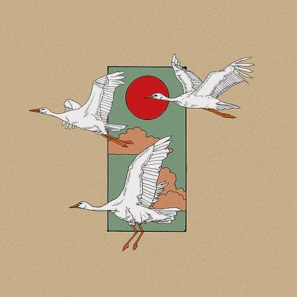 LP cd - The Rebels of Tijuana - Asile