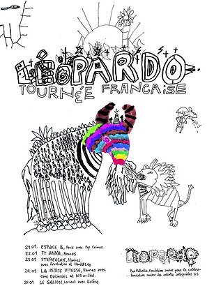 Poster Leopardo Limited Ed.