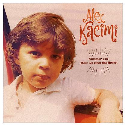 7 inch split - Alex Kacimi / French Mocker