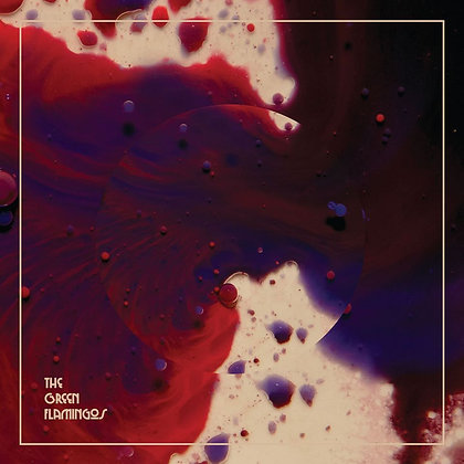 EP vinyl - The Green Flamingos