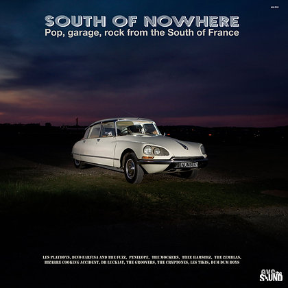 LP vinyl - South of Nowhere