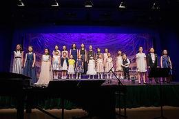 劉倪彤兒童合唱團 (TLCC) TIFFANY LAU CHILDREN CHOIR