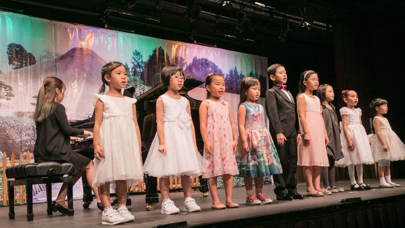 Tiffany Lau Children Choir