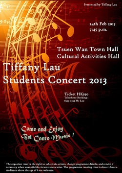 TLVPA Annual Concert 2013