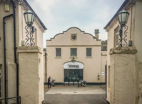 Norton Factory Visit
