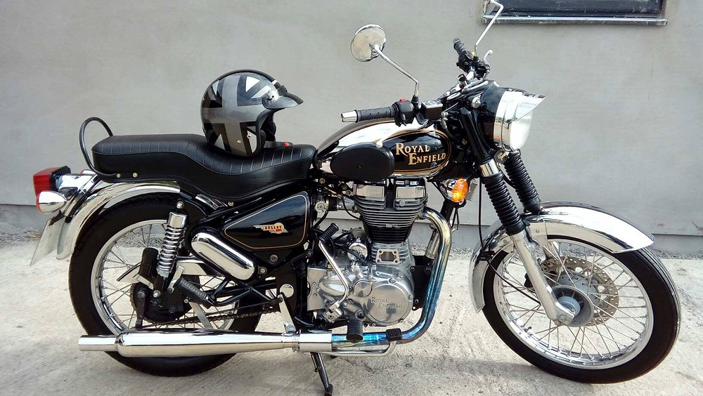 Royal Enfield For Just £2