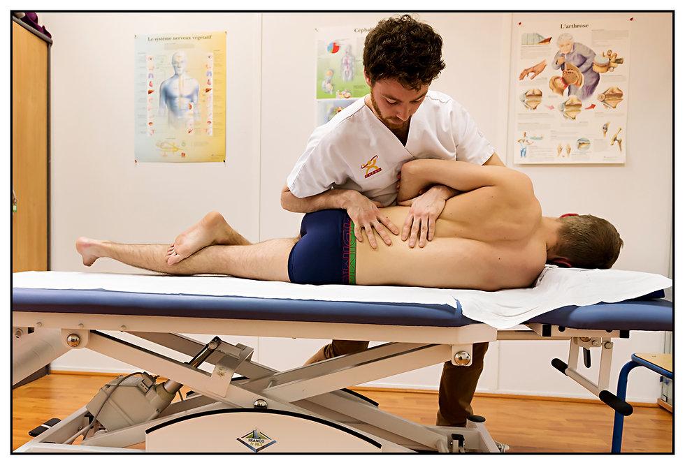 Traitement ostéopathie Lyon