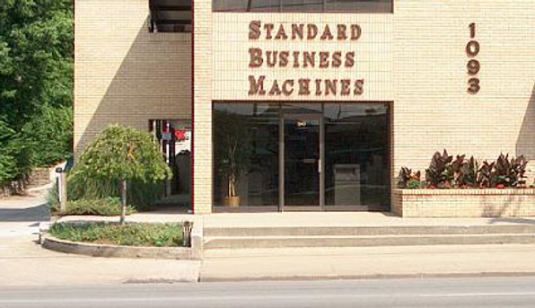 Our headquarters and showroom in downtown Lexington, KY, across from Sonic on North Broadway, is opn during regular business hours to assist you in your printing and document solution needs..