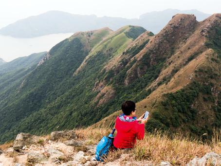 香港山林郊野   旅圖 2:闊別鳳凰卅載