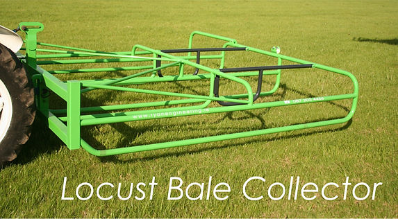 Bale grab, bale collectors, bale accumulator, square bales, farm equipment