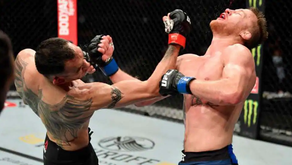 In Debt to the UFC: How the UFC Brought Back Sports During the Pandemic