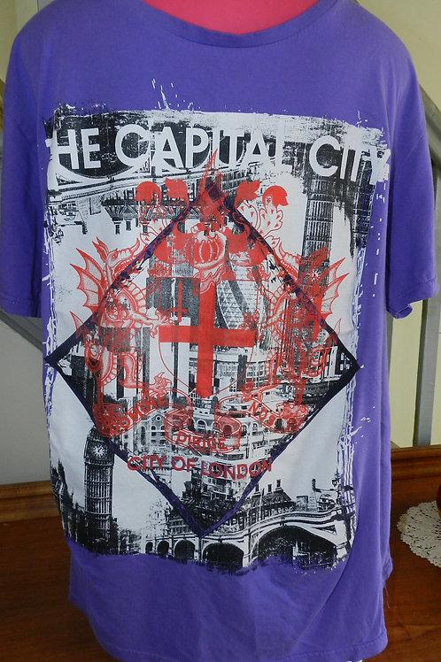 T-shirt ''for him London''