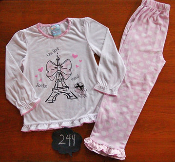 Ensemble Pyjama ''Bunz Kidz''