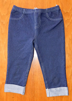 Jeans stretch 3/4 ''Airoldi Collection''
