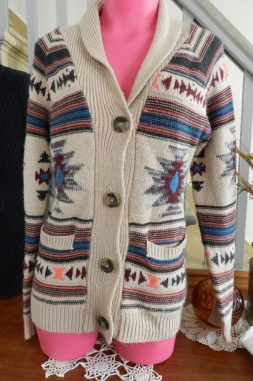 Veste tricot ''Ardène''