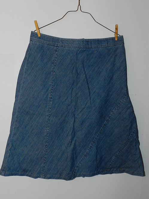 Jupe jeans ''French dressing''