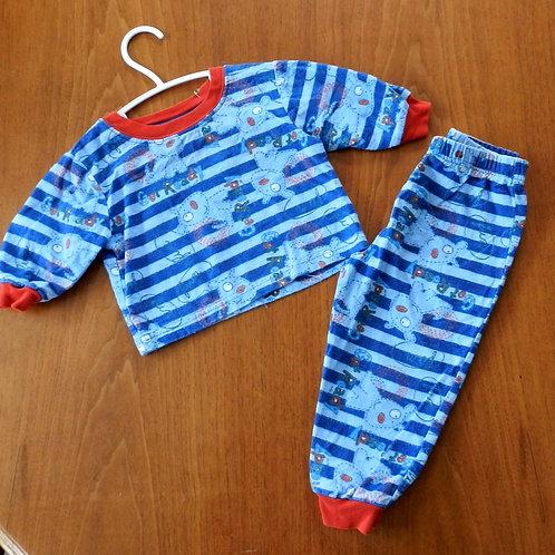 Ensemble pyjama
