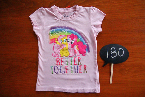 T-shirt ''My little Poney''
