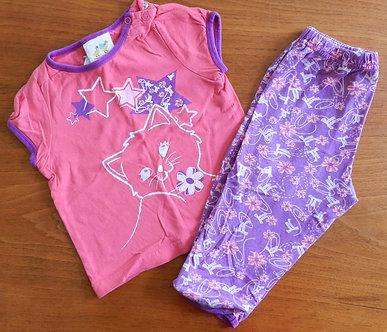 Ensemble pyjama ''Deux petits canards''