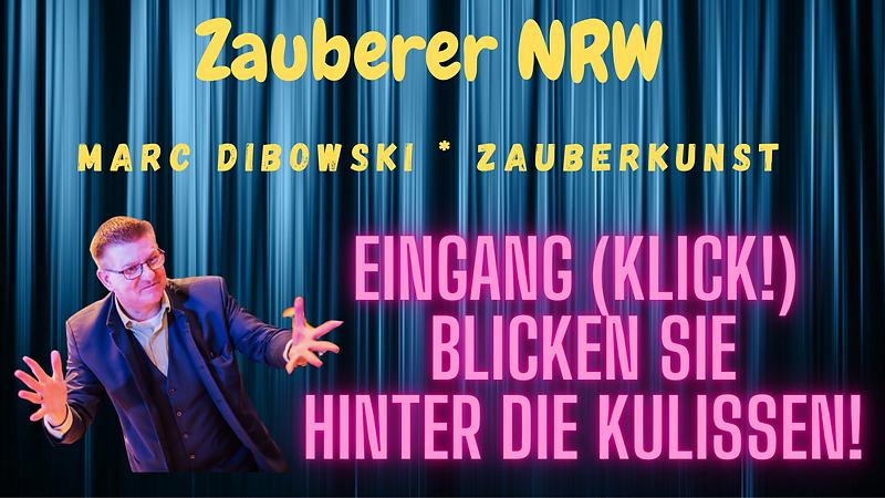 Zauberkünstler in NRW gesucht
