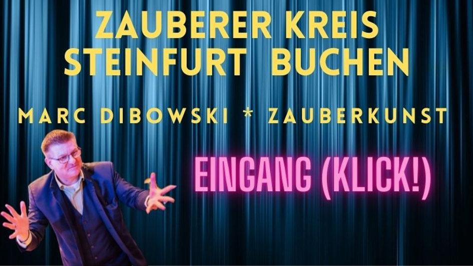 Zauberkünstler in Steinfurt gesucht?