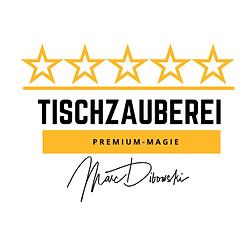 Premium Tischzauberei Marc Dibowski Entertainer Feier buchen