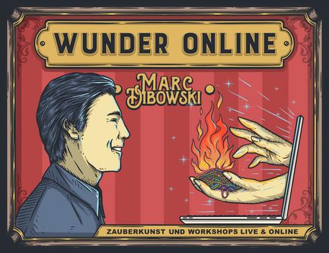 Wunder Online Live Show Zoom