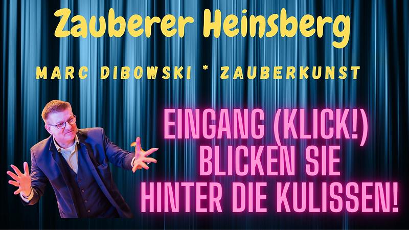 Zauberkünstler in Heinsberg gesucht