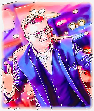 Zauberer engagieren in der Kellerbar: Marc Dibowski. Zaubershow live!