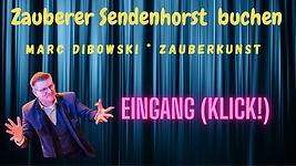 Zauberer Sendenhorst