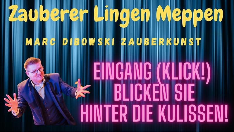 Zauberkünstler in Meppen Lingen gesucht