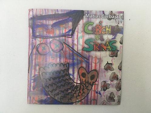 CD Cebiche de Sirenas