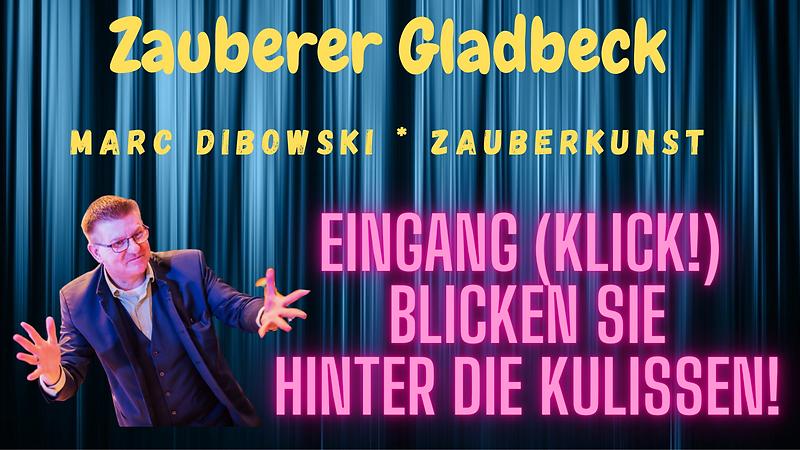 Zauberer in Gladbeck gesucht